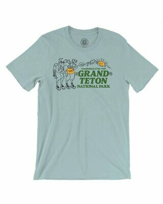 Parks Project Grand Teton Guides Tee