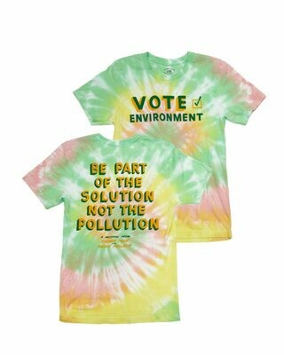 Parks Project Vote Enviroment Tee