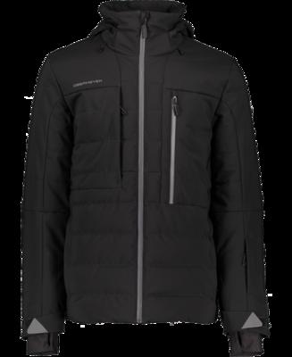 Obermeyer Men's Caldera Down Hybrid Jacket