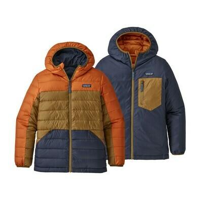 Patagonia Boys Reversible Down Sweater