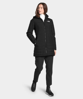 The North Face Women's Insulated Mossbud Reversible Parka