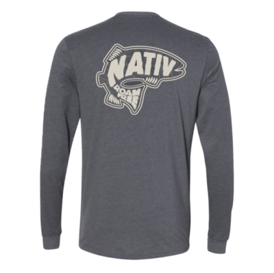 Nativ Long Sleeve Trout Tee