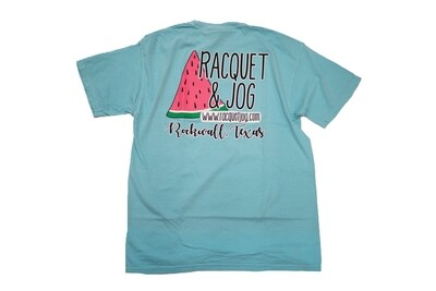 Racquet & Jog Specialty Melon Tee