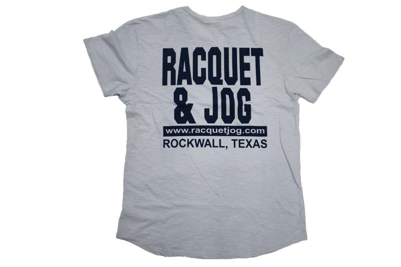 Racquet & Jog Old School Core Crew Neck Tee