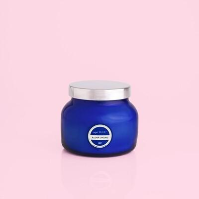 Capri Blue 8 oz Petite Jar Candle- Aloha Orchid
