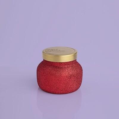 Capri Blue 8 oz Glam Petite Jar Candle- Volcano