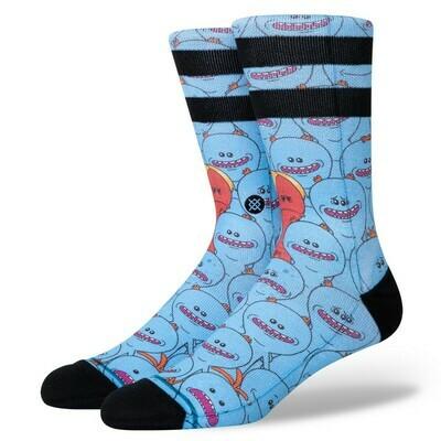 Stance Men's Mr. Meeseeks Socks