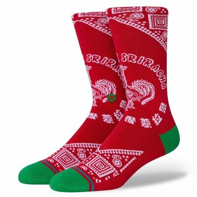Stance Men's Sriracha Socks