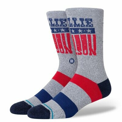 Stance Men's Willie Nelson Stars Socks