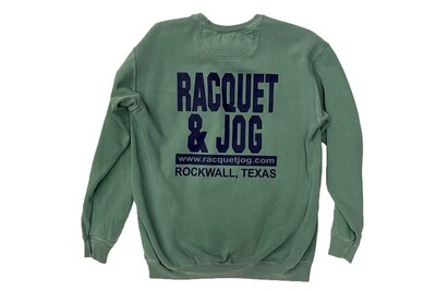 Racquet & Jog Old School Core Pullover