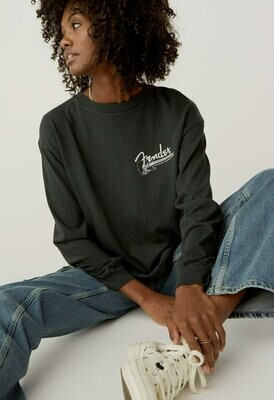 Daydreamer Women's Fender The Sound Oversized Long Sleeve