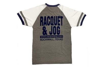 Racquet & Jog Old School Core Slapshot Tee