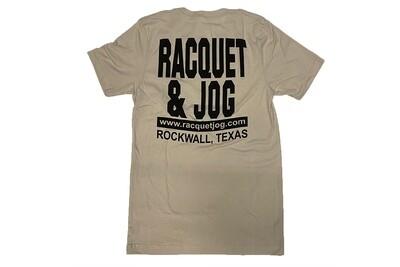 Racquet & Jog Old School Core Jersey Tee
