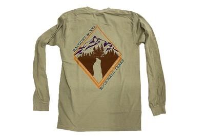 Racquet & Jog Specialty Diamond Mountain Long Sleeve