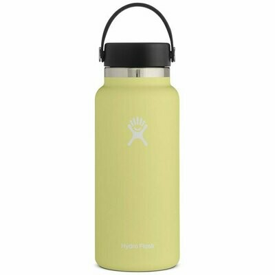 Hydro Flask 32oz Wide Mouth- Pineapple