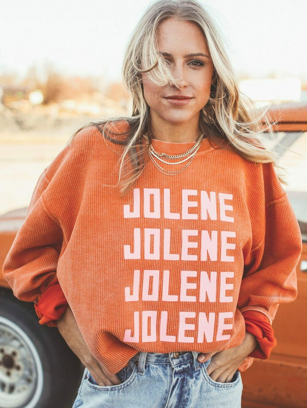 Charlie Southern Jolene Corded Crew