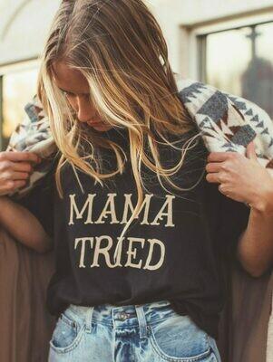 Charlie Southern Short Sleeve Mama Tried Tee