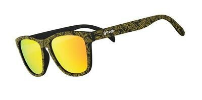 Goodr OG The Passion Of The Crust Sunglasses
