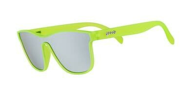 Goodr VRG Naeon Flux Capacitor Sunglasses