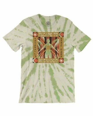 Parks Project Escape To Redwood Tee