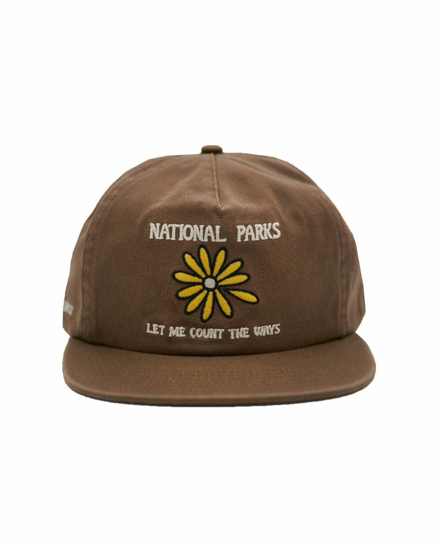 Parks Project Parks Count The Ways Panel Hat