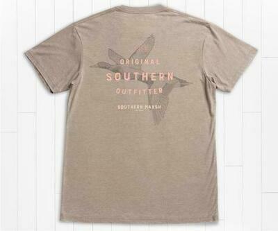 Southern Marsh Men's Seawash Duck Tee