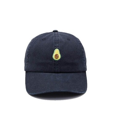 Bermies Dad Hat- Avacado