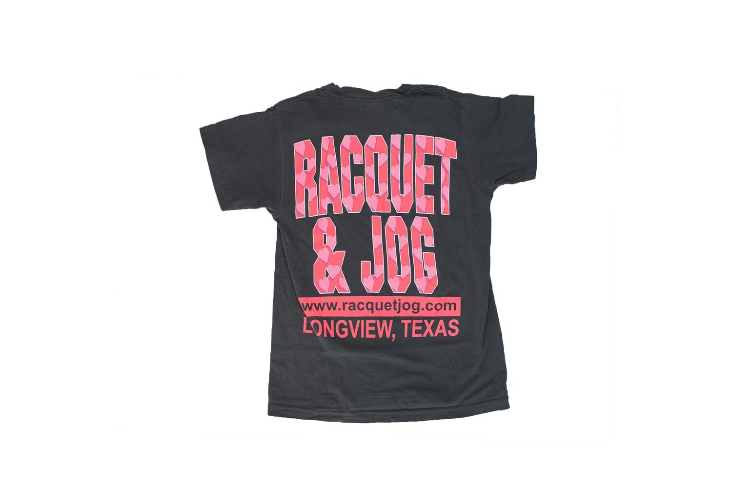 Racquet & Jog Specialty Valentine Youth Tee