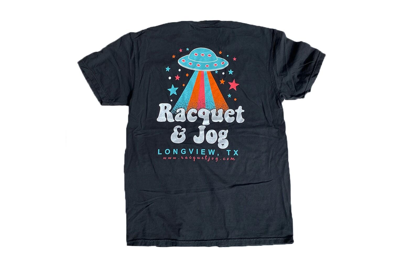 Racquet & Jog Specialty UFO Tee
