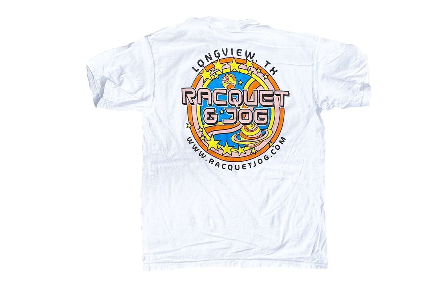 Racquet & Jog Specialty Outerspace Tee
