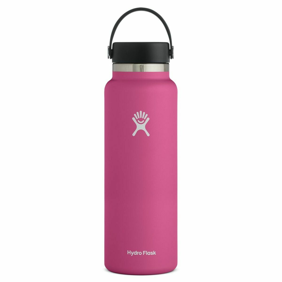 Hydro Flask 40oz Wide Mouth 2.0- Carnation