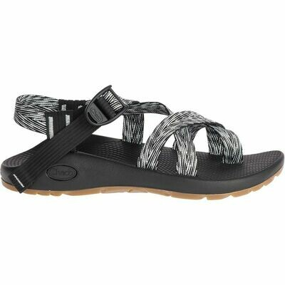 Chaco Women's Z/2 Classic- Trap Black and White