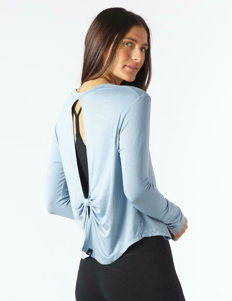 Glyder Women's Long Sleeve Electric Top