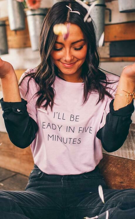 Friday+Saturday Five Minutes Tee