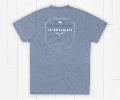 Southern Marsh Men's Sea Wash Mercantile Co Tee