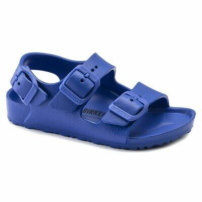 Birkenstock Kid's Milano EVA- Ultra Blue