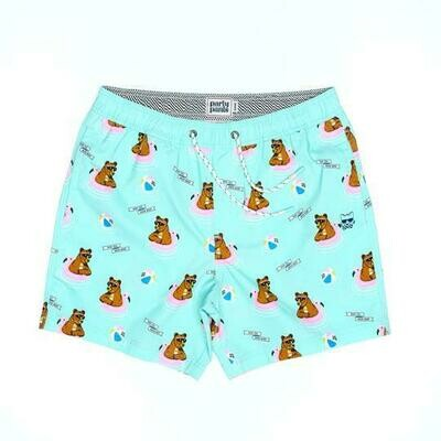 Party Pants Wish You Were Beer Short