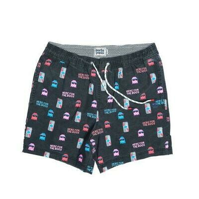 Party Pants 8-Bit Boos Short