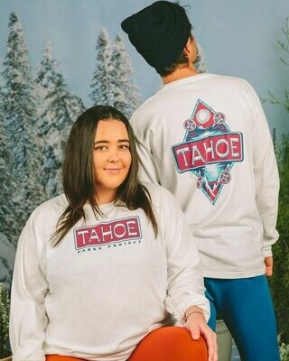 Parks Project Long Sleeve Tahoe Starry Night Tee