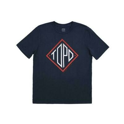 Topo Designs Diamond Tee