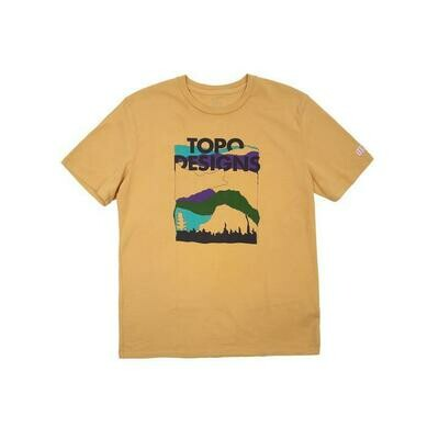 Topo Designs Red Mountain Tee