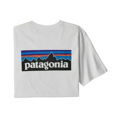 Patagonia Men's P-6 Logo Responsibili Tee