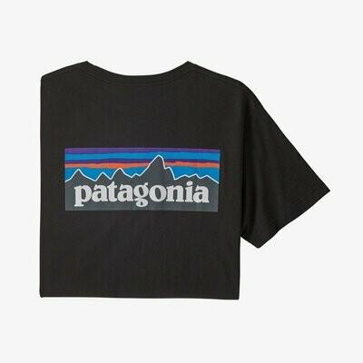 Patagonia Men's P-6 Logo Organic Tee