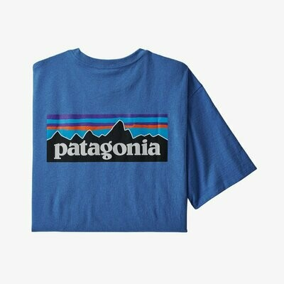 Patagonia Men's P-6 Logo Responsibili Pocket Tee