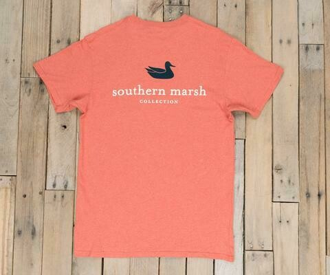 Southern Marsh Men's Authentic Tee