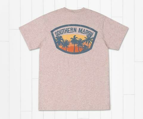 Southern Marsh Men's Fading Fast Tee