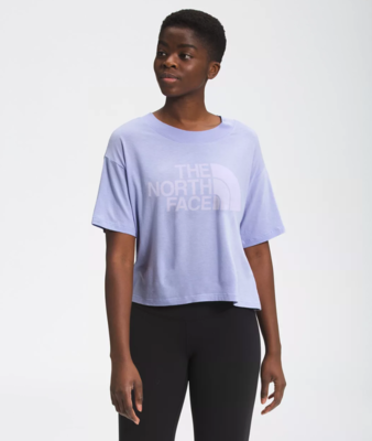 The North Face Women's Half Dome Crop Tee