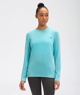 The North Face Women's Long Sleeve Wander Tee