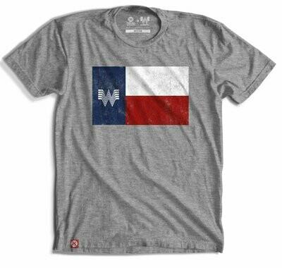 Tumbleweed Texstyles Whataburger Flag Tee