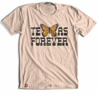 Tumbleweed Texstyles Texas Forever Monarch Tee